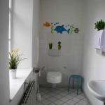 WC Erdgeschoss